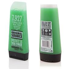 Original Source Mint & Tea Tree Invigorating 250ml Shower Gel Body Wash **NEW**