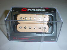 DIMARZIO DP211 EJ Custom Neck Humbucker Guitar Pickup - CREME REGULAR SPACED