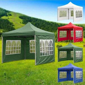 Garden Heavy Duty Oxford Gazebo Marquee Party Tent Wedding Canopy Cloth