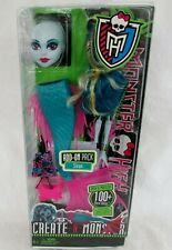 Monster High Doll Create A Monster Siren Add-On Pack New in Box