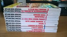 Dylan Dog Speciali lotto 1-11