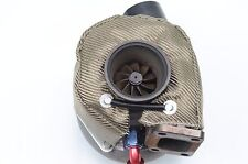 1320 T4 Titanium Turbo Blanket Heat Shield Barrier Turbocharger Cover Lava Fiber