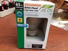 Sylvania 54900 BR30 Flood Bright White 3500K 16W