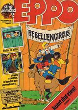 STRIPWEEKBLAD EPPO 1976 nr. 16 -  TRIGIË/SJORS & SJIMMIE (COVER)/FRANKA