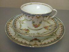 Royal Albert Crown China Tea Set Trio