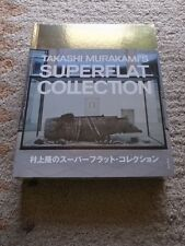 Takashi Murakami Super Flat Collection Large Book Japan Art At0914