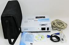 EPSON EMP-1815 LCD Portable Multimedia XGA Focus Length 24-38.2mm Projector