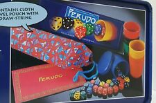 PERUDO CLASSIC Liars Dice Game In a Tin 100% complete VGC (t2)