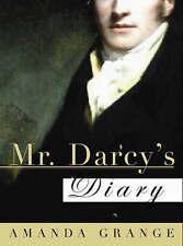 NEW Mr Darcy's Diary – Amanda Grange