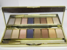 ESTEE LAUDER 8 Pure Color EyeShadows With Brush In Beautiful Gold Compact
