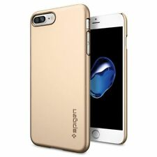 ORIGINAL Spigen Funda Protectora iPhone 7+ Plus Delgado Ajuste Funda Cubierta