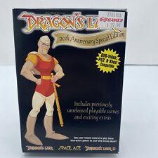 DRAGON'S LAIR DVD 20TH ANNIVERSARY SPECIAL EDITION BOXSET INTERACTIVE GAMES