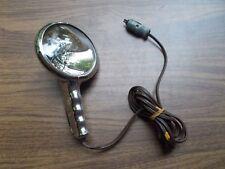 NOS NEW Mopar Handheld Spotlight 12 Volt DeSoto Chrysler 1957 1958 1959 WORKS!!