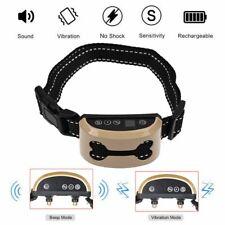 Anti Barking Electric Shock Ultrasonic Dog Collar Pet Training Collars Device