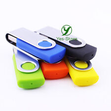 USB2.0 flash memory 4GB 50PCS thumb stick Jump Drive Pen Swivel Model Best Gift