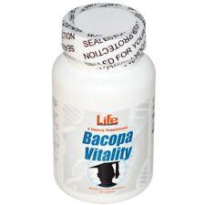 NEW LIFE ENHANCEMENT BACOPA VITALITY MEMORY-FUNCTION ENHANCER BRAIN DAILY CARE