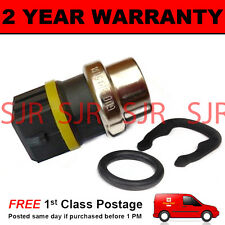 FOR VW GOLF PASSAT POLO VENTO BLACK TYPE WATER TEMPERATURE COOLANT SWITCH