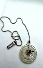 MONTRE SWATCH AG 1987 ACID POP GOUSSET POCKET WATCH VINTAGE