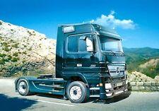 "Camión 1 24 Italeri 3841 Mercedes Benz ""Negro Actros"