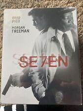 Seven (Se7en) Japan Steelbook—Brand New