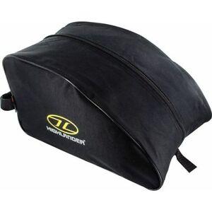 Hiking BOOT BAG Black Universal Walking Boot Bag Case Highlander