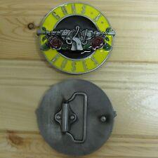 Guns N' Roses music belt buckle