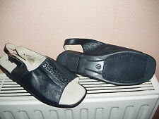 CHAUSSURES FEMME SANDALES CUIR TAILLE 39 NEUVES