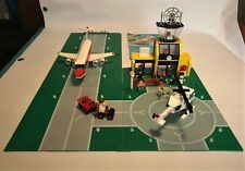 LEGO SET 6392-1 – AIRPORT - 1985 – COMPLETE WITH INSTRUCTION – NO NOX