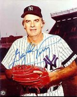 Gaylord Perry Autograph 8x10 Photo Jsa Psadna Yankees Authentic