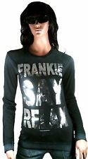 Amplified FRANKIE GOES à Hollywood SAY RELAX JUPE VINTAGE Pull chemise L/XL