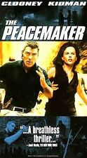 The Peacemaker (Vhs, 1998) George Clooney, Nicole Kidman