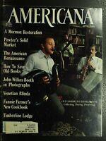 vintage Americana magazine Mormon restoration Old American Musical Instruments