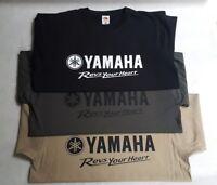 Yamaha Printed T-Shirt