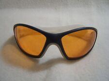 22b6d555fb5 Nike Amber Sunglasses White and Gray Frames