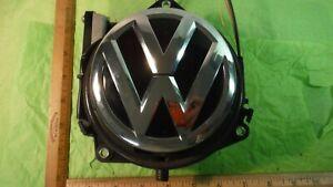 BA85 Volkswagen GTI Tailgate Backup Camera & Emblem 2012 #5C3827469Q VW GTI