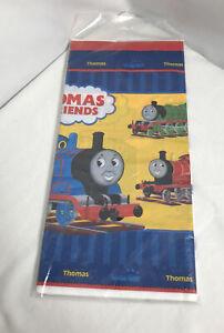 "Hallmark Thomas the Tank Engine & Friends Table Cloth Cover 54"" x 102"" NWT"