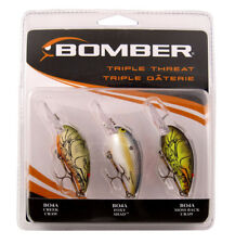 Bomber Triple Threat 1/4 oz Fishing Lures