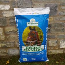 More details for shredded organic horse manure 60l bag for mulching