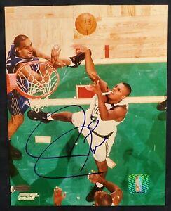 Paul Pierce Signed Boston Celtics 8x10 Photo