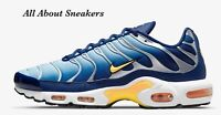 "Nike Air Max Plus "" Blue Void/Psychic Bl"" Men's Trainers Limited Stock All Sizes"
