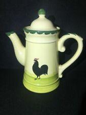 Green European Art Pottery