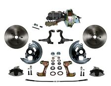 GM Power Disc Brake Conversion Kit Complete EZ Bolt on Chevelle, Camaro, Nova