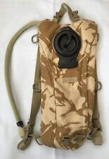 DESERT CAMOUFLAGE  HYDRATION SYSTEM CAMELBAK - British army issue , 3litre