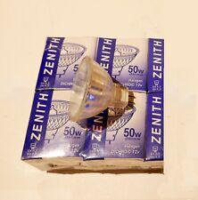 5 Pack MR16  GU5.3 Halogen Light Bulbs 50W 12V Low Voltage  50mm Spotlight SALE
