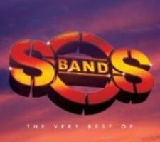 The SOS Band - The Very Best of Greatest Hits 2cd 2013 New/