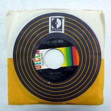 the WHO 45 Summertime blues / Heaven & Hell DECCA rock MINT-   c1781