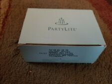Partylite Holiday Spices Votives V0639 (Cream)