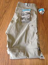 KUHL Renegade Convertible Pants - Men's 30x32 Khaki Full Fit *Brand New w/Tags*