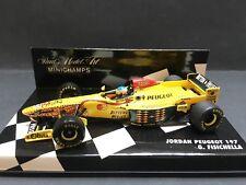 Minichamps - Giancarlo Fisichella - Jordan Peugeot - 197 - 1:43 - 1997