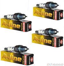 4 x Zündkerzen BRISK A-line 34 Yttrium DR14YCY-1 für AUDI A8 4D2,4D8 6.0 W12